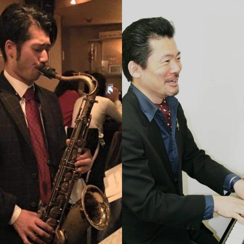 中尾健太&橋本尚