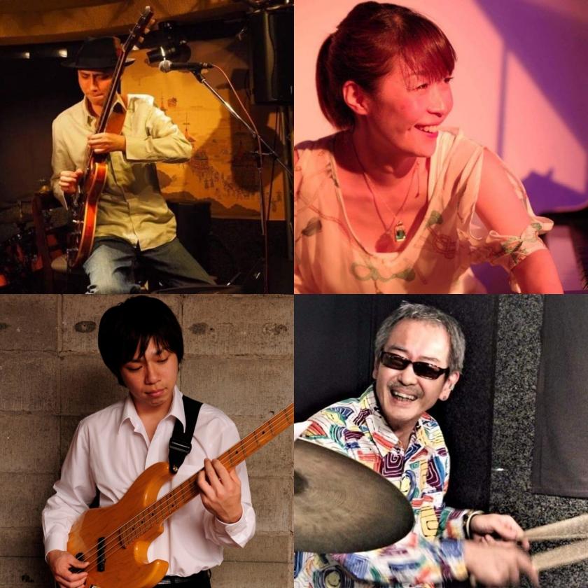 【夜】Jazz Night Quartet