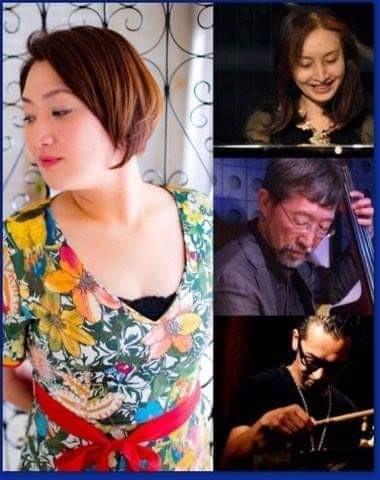 鈴木直美trio with 金澤琴美